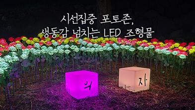 LED 조형물