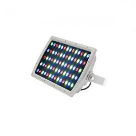 100W LED RGB 색변환 투광기 DC